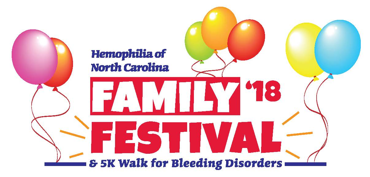 HNC Family Festival & 5K Walk for Bleeding Disorders